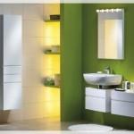Renkli Şık Banyolar