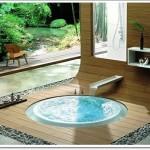 Açık Hava Banyo Tasarımları