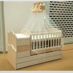 Bebek Yatak Tasarımları