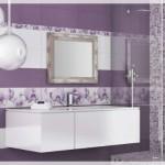 Çinili Banyo Modelleri-4