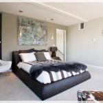 Deri Yatak Odası