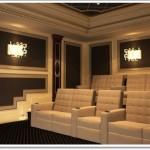 Ev Sinema Odası Dekorasyonu