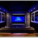 Ev Sinema Odası Tasarımları-2