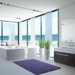 Dekoratif Banyo Tasarımları