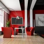Oturma Odası Dekorasyonu-6