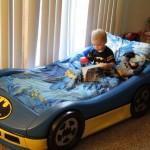 Arabalı Yatak Tasarımı