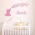 İsimli Bebek Odası Süsleri-3