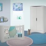 Bebek Odası Duvar Kağıdı Modelleri-3