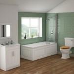 Fayanssız Banyo Modelleri-2
