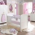 Kız Bebek Odası Fikirleri