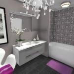 Renkli Banyo Dolapları