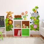 Ucuz Bebek Odası Duvar Kağıtları-2