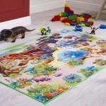 Uygun Bebek Odası Halı Modelleri