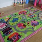 Uygun Bebek Odası Halı Modelleri-3