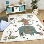 Uygun Bebek Odası Halı Modelleri-5