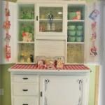Vintage Mutfak Dolapları-2