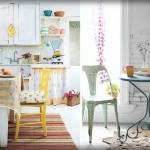 Vintage Mutfak Masaları
