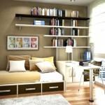 Yatak Odası Duvar Raf