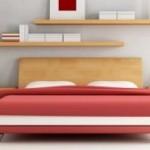 Yatak Odası Duvar Rafı Tasarımları