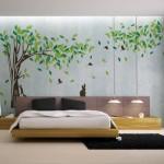 Yatak Odası Duvar Sticker