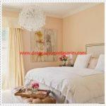 Alaçatı Duvar Rengi Yatak Odası