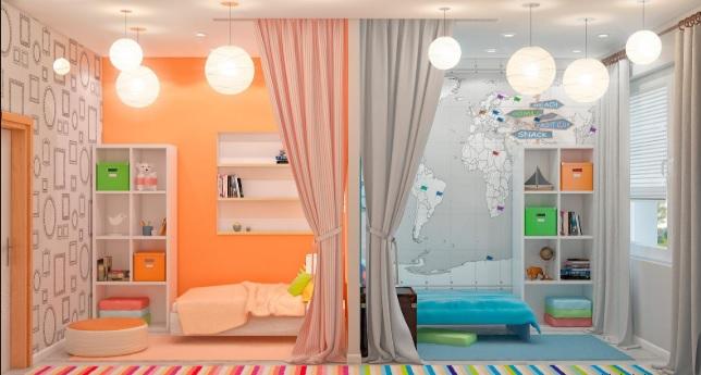 Bebek Odası Dekorasyonu