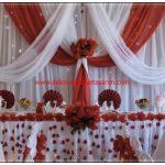 Düğün Salonu Dekorasyonu