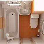 Küçük Banyo Tasarımları-2