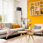 Küçük Oturma Odası Dekorasyonu
