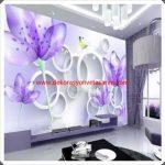 Modern Salon Duvar Kağıtları