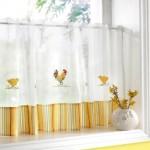 Rustik Mutfak Perdesi Tasarımları