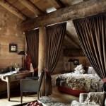 Rustik Salon Perdesi Tasarımları
