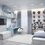 Yeni Genç Odası Tasarımları-5