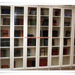 Cam Raflı Kitaplık Modelleri