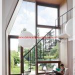 Dubleks Evler İçin İlginç Merdivenler