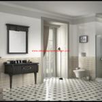 Çanakkale Seramik Beyaz Banyo Fayansları