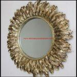 Oval Salon Duvar Aynası
