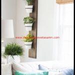 Dekoratif Salon Duvar Saksıları-3