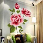 Dekoratif Salon Duvar Stickerları-9