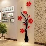 Dekoratif Salon Duvar Stickerları-12